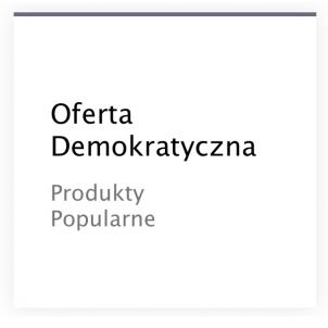 Demokratyczna